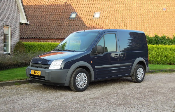 Ford Transit Connect 1.8 TD 2006 Marge