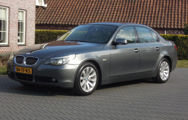 BMW 525D High Executive Automaat
